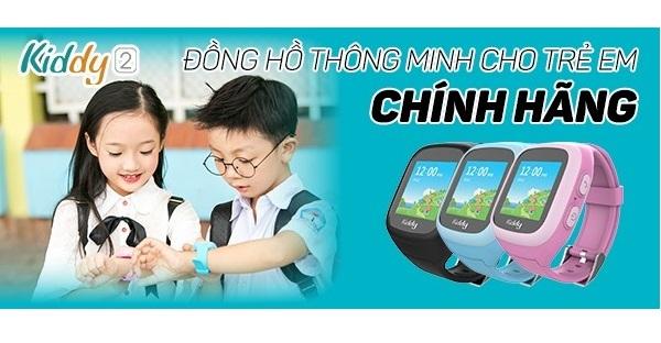 Đồng Hồ Kiddy Viettel – Đồng Hồ Định Vị Thông Minh Trẻ Em