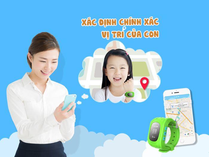 Tìm hiểu về đồng hồ GPS Viettel cho trẻ