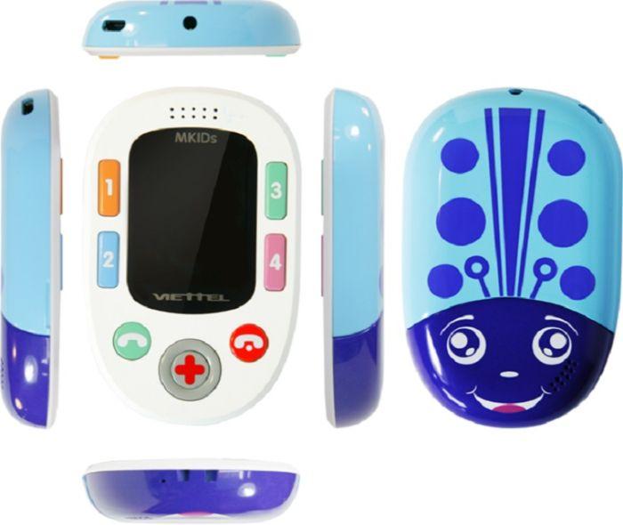 Tìm hiểu về điện thoại trẻ em Viettel – MKIDS