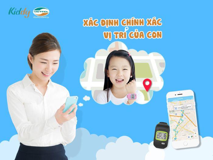 Định vị GPS giúp cha mẹ quản lý con cái hiệu quả