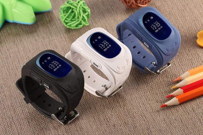 Lý do bạn nên mua đồng hồ định vị trẻ em