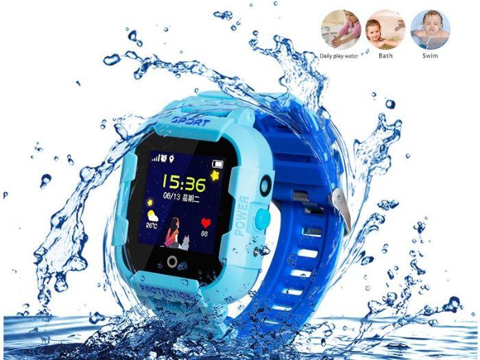 Đồng hồ điện thoại chống nước có hình dáng như một những sản phẩm thông thường