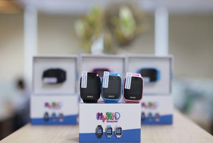 Đồng hồ điện thoại đeo tay cho bé MyKID Viettel
