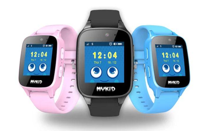 Giới thiệu về đồng hồ định vị GPS Kiddy dành cho trẻ em