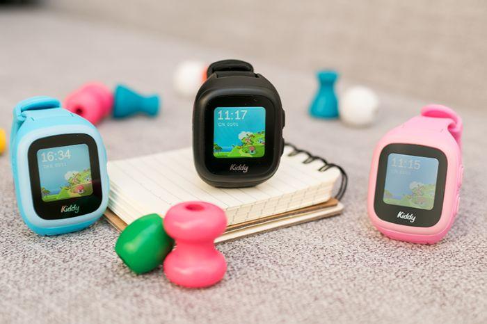 Giới thiệu đồng hồ định vị trẻ em giá rẻ chất lượng cao Kiddy