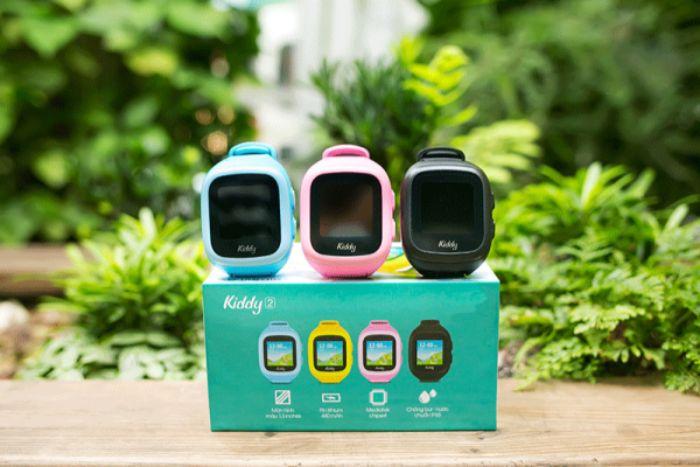 Đồng hồ thông minh Kiddy thế hệ 2