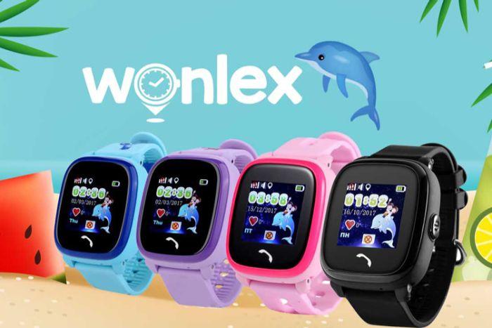 Một số mẫu đồng hồ em bé có tính năng bảo vệ và định vị chính xác