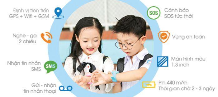 Trang bị đồng hồ thông minh Viettel tại Quận 2 cho bé là cách hoàn hảo nhất để bảo vệ, quản lý trẻ
