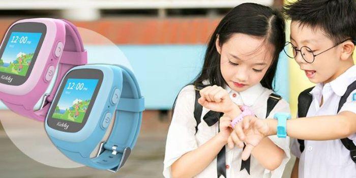 Đồng hồ smartwatch thích hộ với trẻ học cấp 1, cấp 2