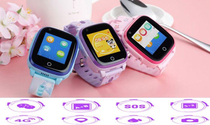 Wonlex KT10 là dòng sản phẩm đồng hồ thông minh cho trẻ