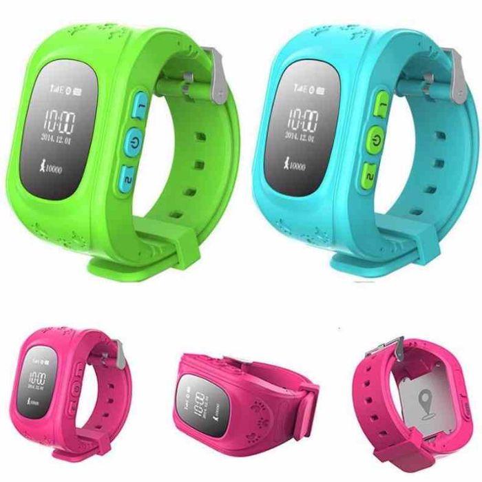 Đồng hồ thông minh cho trẻ em với nhiều màu sắc bắt mắt