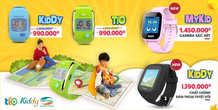Tìm hiểu cách cài ứng dụng trên đồng hồ thông minh của trẻ em