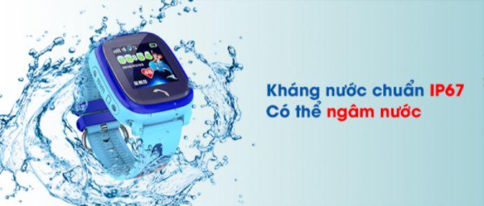 Đồng hồ thông minh Wonlex GW400S
