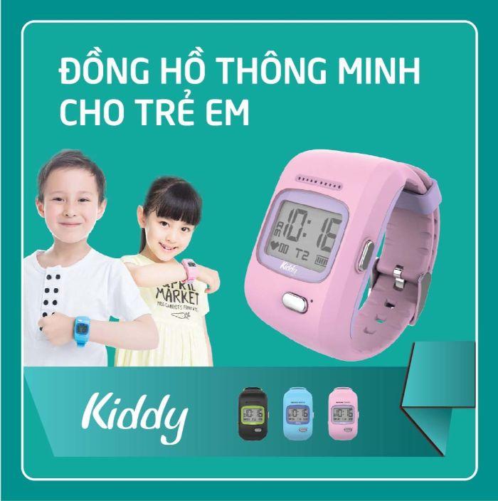 Đồng hồ thông minh dành cho trẻ em Kiddy của Viettel có tốt không?