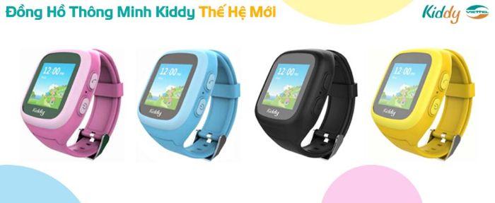 Vì sao đồng hồ thông minh Smartwatch Kiddy được nhiều người lựa chọn?