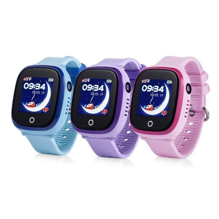 Đồng hồ Wonlex GW400X có khả năng chống nước tuyệt đối