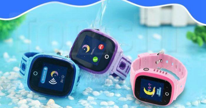 Vì sao nên lựa chọn đồng hồ trẻ em chống nước?