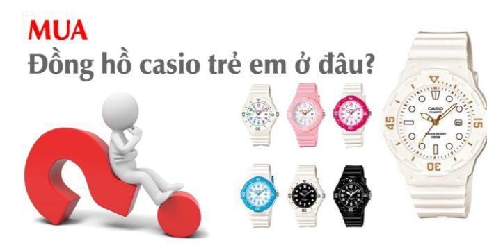 Kinh nghiệm mua đồng hồ trẻ em giá rẻ chất lượng tại Hà Nội