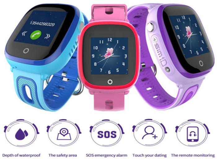 Giá thành của đồng hồ điện thoại đeo tay tương đối rẻ