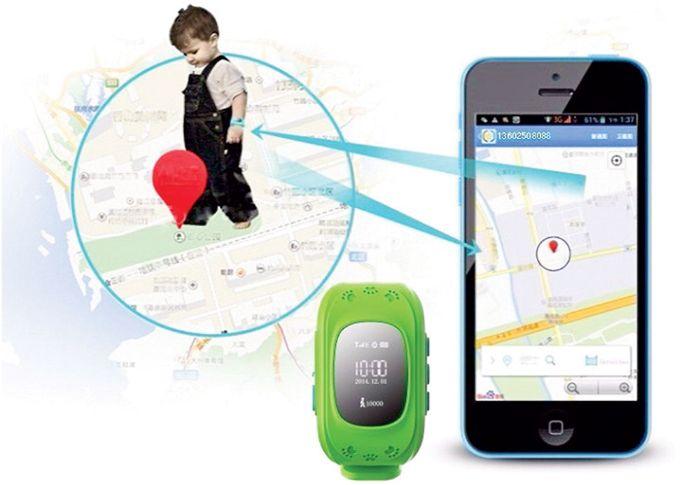 Giới thiệu cách xác định vị trí từ số điện thoại Viettel cho smart watch của trẻ em