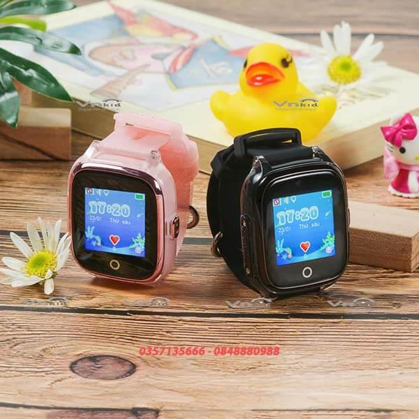 Đồng hồ định vị Viettel trẻ em cứu cánh của cha mẹ thời hiện đại
